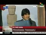 Evo Morales supera récord de permanencia en Gobierno boliviano