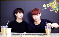 [SUB ESP] 151005 GOT2DAY #1 JB y Youngjae.