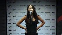 The Voice - The Voice Box Marseille - Le casting d'Elia Bennafla – At Last – Céline Dion