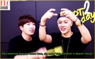 [Legendado PT-BR] GOT7 - GOT2DAY #06 Jackson & Youngjae