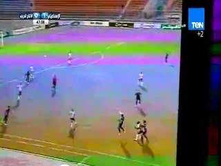 أخطاء تقنية أثناء عرض مباريات الدوري المصري