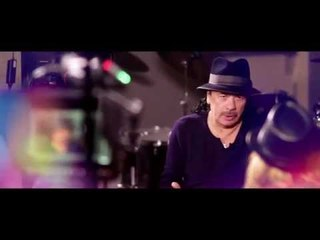 Entrevista a Carlos Santana, ADELANTO, / SuperLatina - Gaby Natale