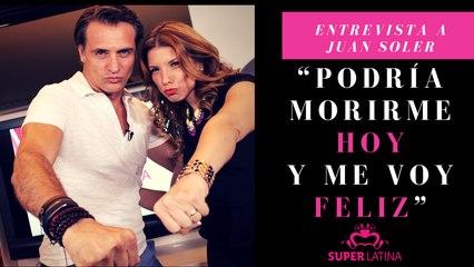 Entrevista a Juan Soler, 5 de 5 / SuperLatina - Gaby Natale