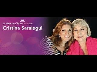 Entrevista a Cristina Saralegui,  1 de 5 / SuperLatina – Gaby Natale