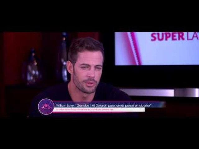 Entrevista a William Levy,  5 de 6 / SuperLatina - Gaby Natale