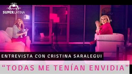 Entrevista a Cristina Saralegui,  4 de 5 / SuperLatina – Gaby Natale
