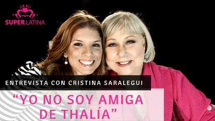 Entrevista a Cristina Saralegui,  3 de 5 / SuperLatina – Gaby Natale