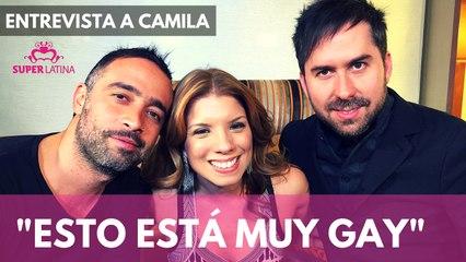Entrevista a Camila 1 de 1, Gaby Natale – Superlatina