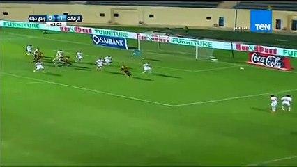 أحمد الشناوي يتألق و ينقذ مرماه من هدف التعادل لمصلحة وادي دجلة