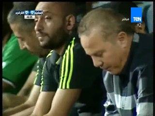 أهداف مباراة ( الإسماعيلي - الإنتاج الحربي ) 2-0 الدوري المصري موسم 2015-2016