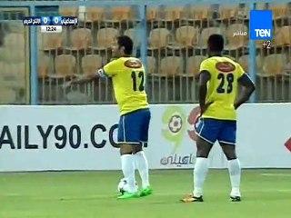 ملخص مباراة ( الإسماعيلي - الإنتاج الحربي ) 2-0 الدوري المصري موسم 2015-2016