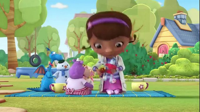 Doc McStuffins S02E09 Kirby and the King   Bubble Monkey Blow Your Nose