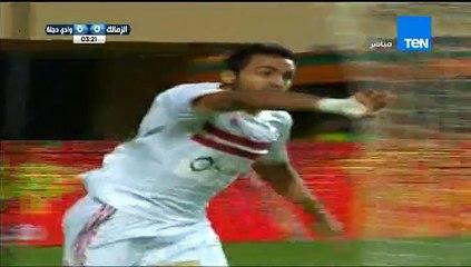 أهداف مباراة الزمالك أمام وادي دجلة .. 2-0 .. الأسبوع الأول من الدوري الممتاز موسم 2015/2016