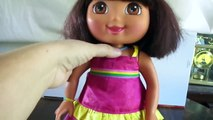 Fisher Price Dance Around Dora Doll 13 Sings Dances Talks 2008 Crystal Kingdom