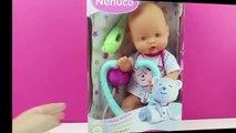 Bebe Nenuco Cuidados médicos | Nenuco esta malito | Bebe Nenuco en español | Baby doll Nen
