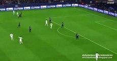 Marcelo Amazing Backheel Skill - PSG v. Real Madrid 21.10.2015 HD