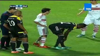 مباراة الزمالك - وادي دجلة  2 - 0 الدورى المصرى 2015 - 2016