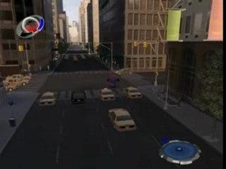 Spider-Man 3 Le Jeu InGame 2 ( PC )
