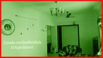 Real Ghost Caught In My Living Room Paranormal Activity Ghost Moving Light  Ghostworldmedia