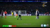 PSG Vs Real Madrid 0-0 ● Pitch Invader Hugs Cristiano Ronaldo ● UCL 2015-2016 ● HD