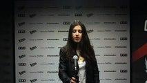 The Voice - The Voice Box Paris - Le casting d'Amandine Carlier - Good Feeling - Nina Simone