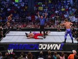Edge & The Rock vs. Chris Benoit & Eddie Guerrero (SmackDown 22.8.2002)