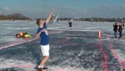 Tennis On Ice