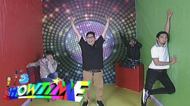 It's Showtime Magpasikat 2015: Vice, Jugs and Teddy Performance