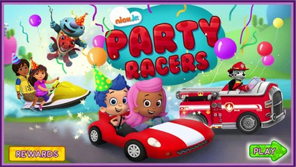 Nick jr - Party Race - SUBSCRIBE