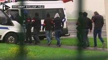 Les convois de migrants entre Calais et Nîmes se multiplient
