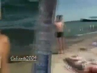 Plajda Gerçek Erotik Spor ,tecavüz şakası Izle