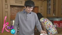 Kris TV: Lloyd cooks Mayor Bistek