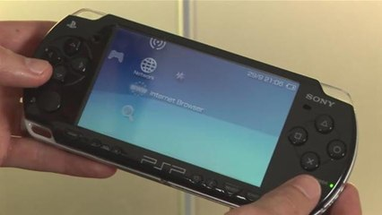 How To Access The Web On A Psp