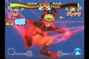 Naruto -Shippuuden- Gekitou Ninja Taisen!EX combo movie