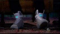 Les Nike Mag de Retour vers le Futur officiellement dévoilées