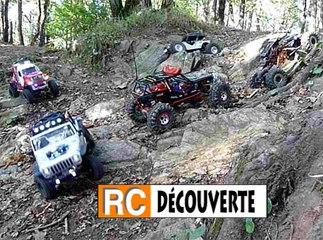Rc Crawler 4x4 Scale Trial Modélisme Tout Terrain Gorges 44 Nantes Sud Loire Atlantique PART1