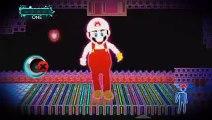 Just Dance 3 Just Mario - Ubisoft meets Nintendo