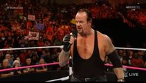The Undertaker vs Brock Lesnar Face to Face Before Hell In A Cell Match WWE Wrestling On Fantastic Videos