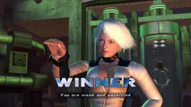Dead or Alive Fight / Dead or Alive Assault- Story Mode featuring Christie (DOA3)