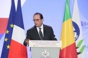 Discours lors de la Conférence internationale pour la relance économique et le développement du Mali