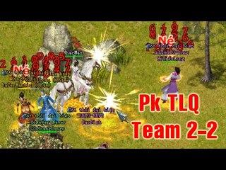 Trận Pk 2-2  LýTiểuLong- BaoBinh Vs RazerMantis - HoàngLuân Trận ko có Hồi Kết