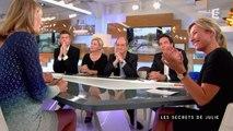 Les secrets de Julie - C à vous - 21/10/2015