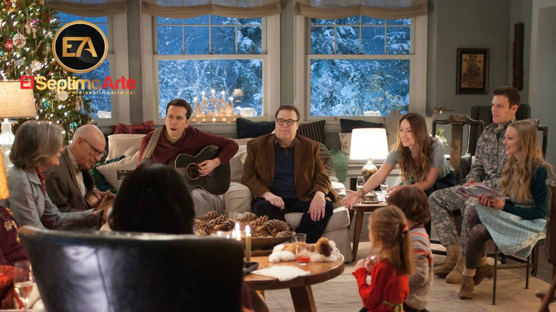 'Navidades, ¿bien o en familia?' - Tráiler español (HD)