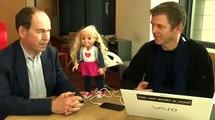 Talking doll Cayla is hacked