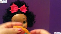 Baby Alive Splash n Giggle Doll and Baby Born Interactive Baby Alive Snackin Sara Doll, P