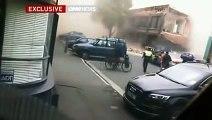 Chile earthquake.. massive earthquake.. 8.3