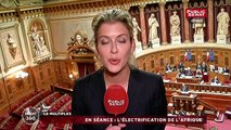 Sénat 360 : Philippe Kaltenbach condamné à un an ferme / invité : Jean-Louis Borloo / Les situations de maltraitance mieux signalées (22/10/2015)