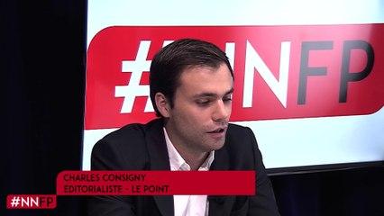 "Charles Consigny : ""migrants, les people ne servent à rien"""