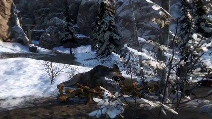 Woman vs Wild - Episode 1 de Rise of the Tomb Raider