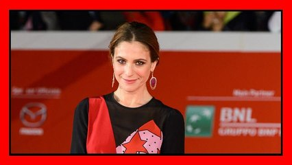 Festa del Cinema: intervista a Isabella Ragonese, protagonista di Dobbiamo parlare